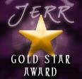Gold Star Award!