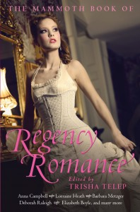 Mammoth Book of Regency Romance