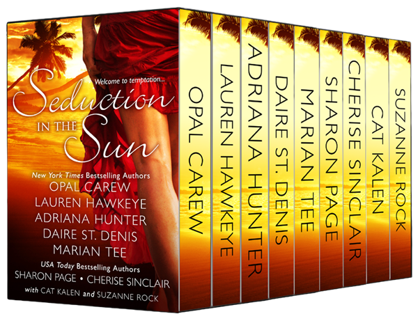 Seduction Box Set