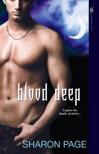 Blood Deep Bruce Page