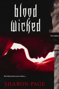 Blood Wicked Cover Bruce Page